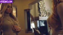 Скриншот Грудастая блондинка получика невероятный секс