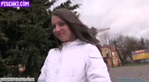Скриншот Русская студентка согласилась на порно в отеле